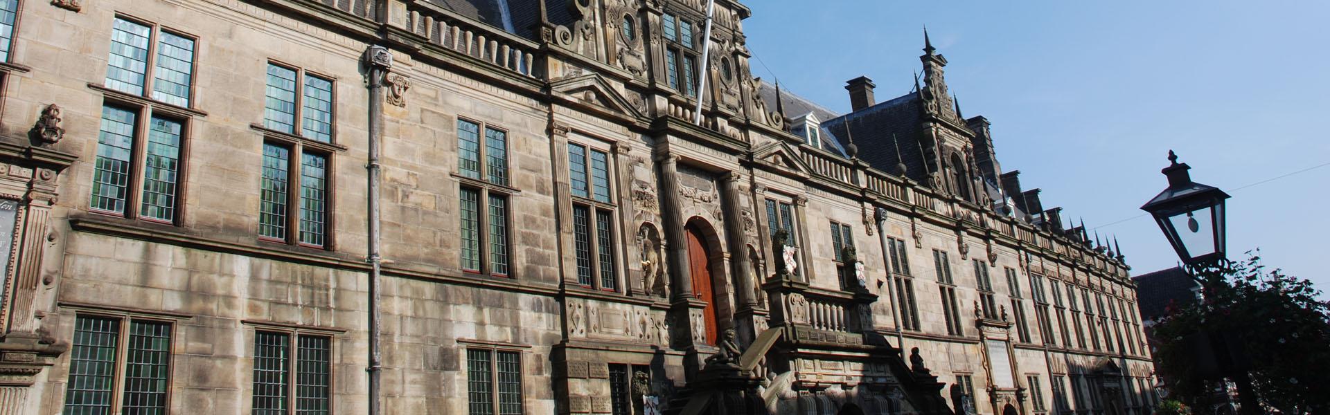 stadhuis gemeente leiden